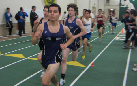 Boys track continues to power up after indoor conference