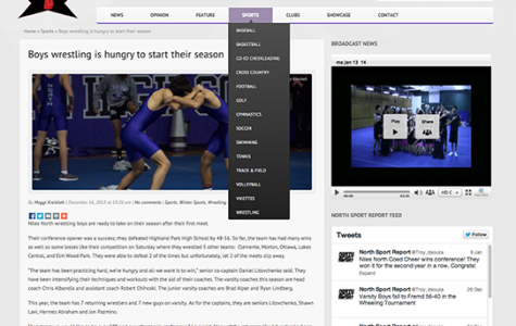North Star Tutorial: How to write a sports story