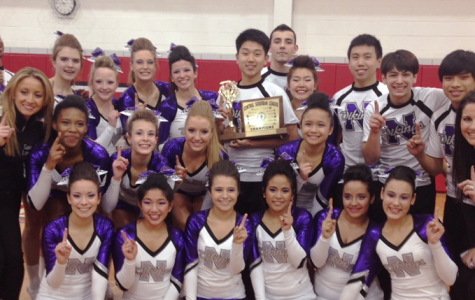 Cheer conference champs…again!