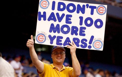 Chicago Cubs can't escape the 'curse'
