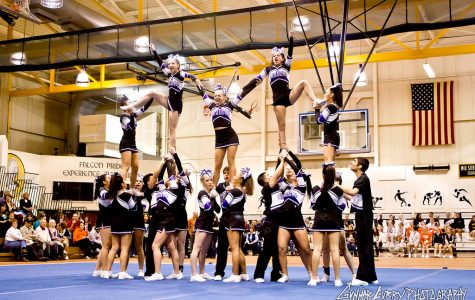 North's Co-Ed Cheerleading makes it to state