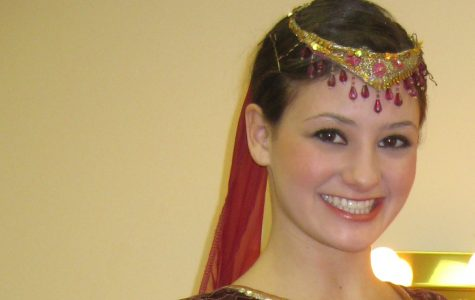 Opportunity of a lifetime: Amber Lerman performs with Moscow Ballet
