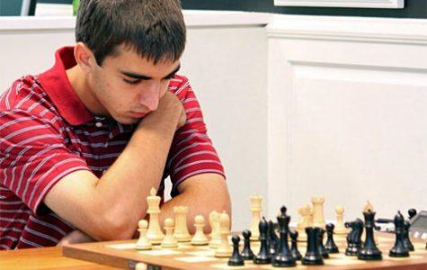 Eric Rosen titled FIDE Master