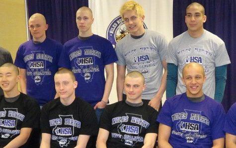 Boys swim team makes waves at State meet