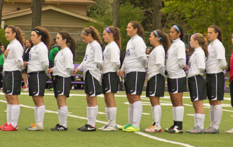 Girls soccer combines youth and experience to build momentum