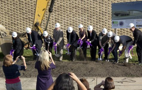 North breaks ground for new pool