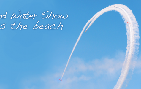 Chicago Air and Water Show rocks the beach