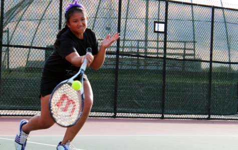 Senior Night ends in superiority for Viking Girls tennis