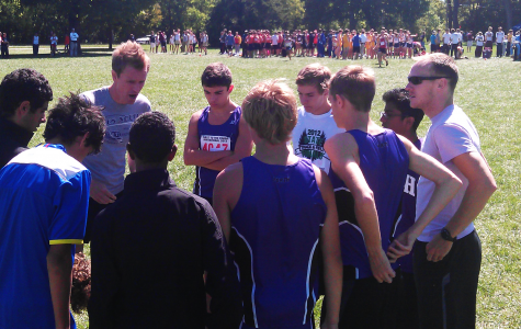 Boys cross country tears up the landscape