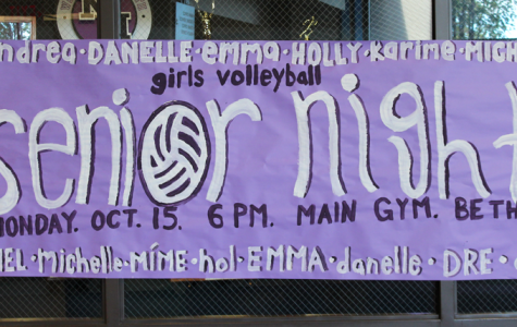 Varsity Volleyball heads to regionals at Loyola Academy on Thursday