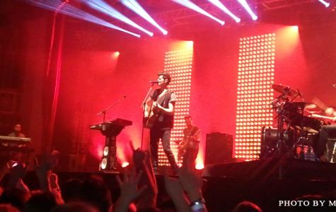 Concert goes according to Script: Irish band rocks the Aragon
