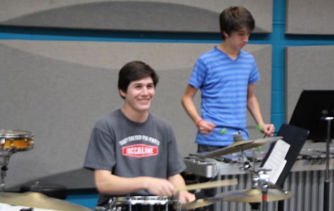Perfecting the beat: d219 percussion workshop