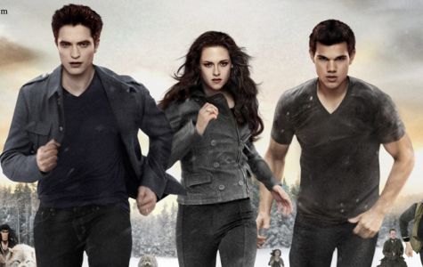 A plot twist as sun sets on 'Twilight' saga