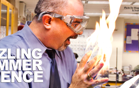 Sizzle your summer with science