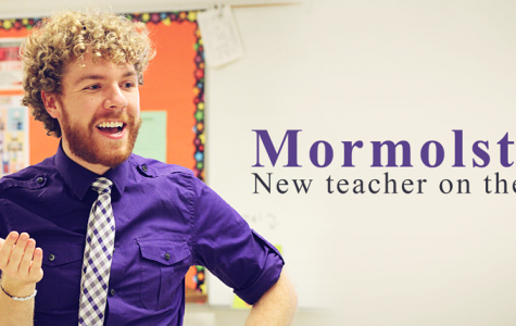 Mormolstein: New teacher on the block