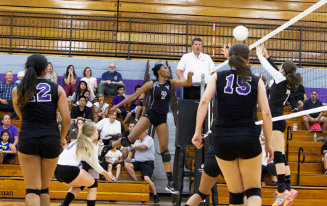 Girls volleyball racks up another win