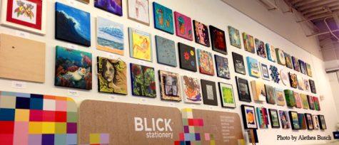 Blick Art Show: Representing Niles North fine arts