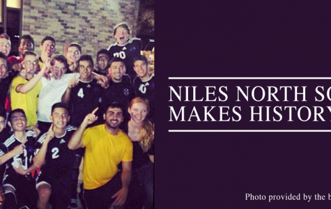 Niles North boys soccer make history with first ever conference title