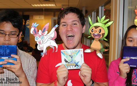 X and Y: Evolving the Pokemon world forever