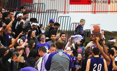 Vikings conquer Wolves on the court