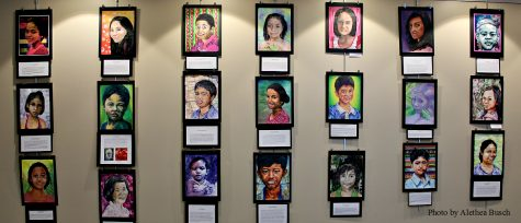 Niles North art students participate in the Memory Project