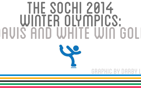 Davis and White win gold for the USA at the Sochi 2014 Winter Olympics