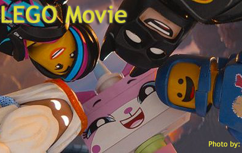 Everything is awesome in The Lego Movie