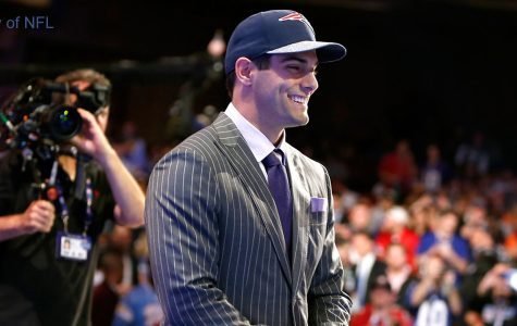 Garoppolo grabs second round pick