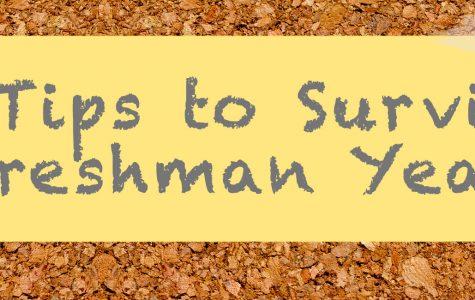 Five tips to surviving freshman year