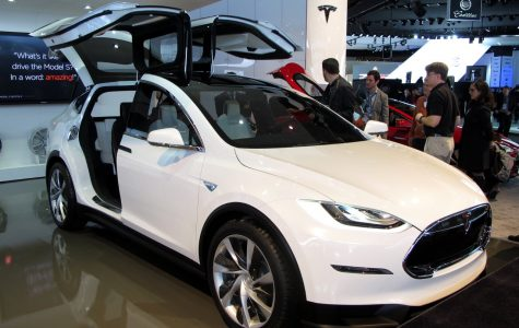 Tesla Model X gives a glimpse into the future
