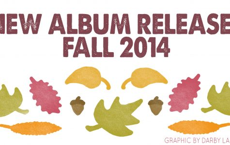 Most anticipated album releases of Fall 2014