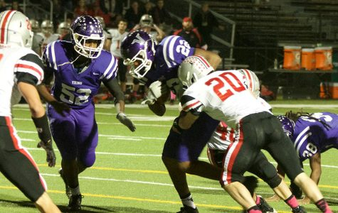 Vikings hold off Deerfield, become playoff eligible