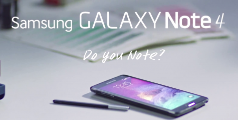 The next big thing is here: Galaxy Note 4
