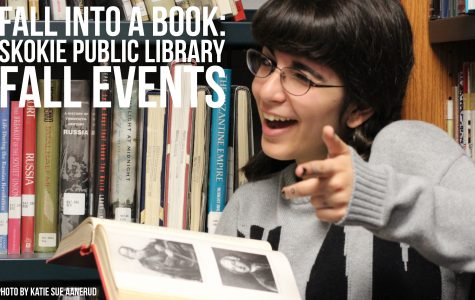 Fall into a new book: Skokie Public Library Fall Events