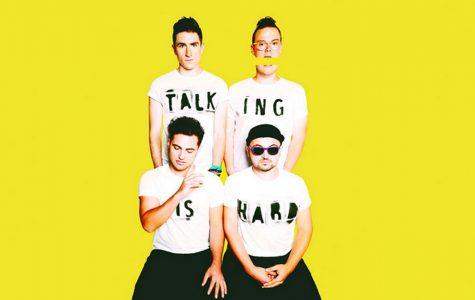Walk The Moon impresses with second studio album Talking is Hard