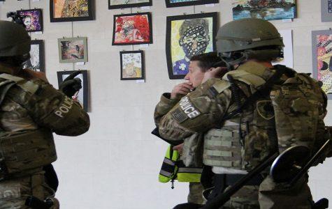 Police Training Gallery