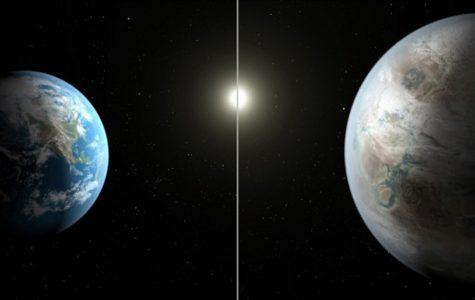 "NASA investigates new planet nicknamed ""Earth 2.0"""