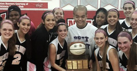 Girls basketball bring home Skokie Jamboree win