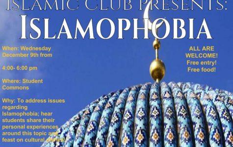 Niles North Islamic club presents Islamophobia