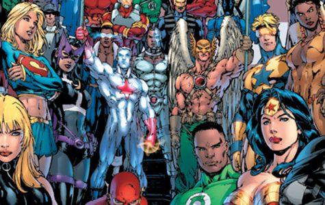 "Geoff Johns announces ""REBIRTH"" of DC Universe."