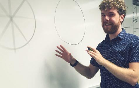 Mormolstein takes teaching to next level through passion and pizza