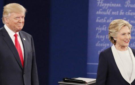 Presidential debate brings back kindergarten memories