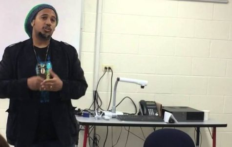 Real talk: Calvin Terrell's enlightening workshop