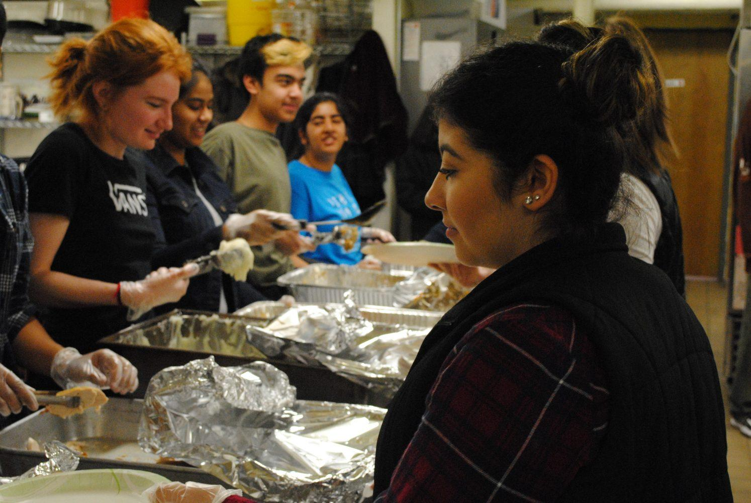Soup at Six: A new outlook on soup kitchens