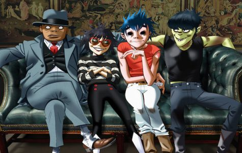 The Gorillaz excite fans with their new album Humanz