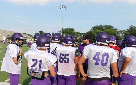 There's no place like home for victorious Vikings football team