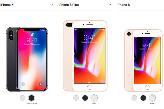 Apple on the cutting edge with announcement of futuristic iPhone X