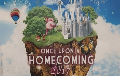 Bibbidy-bobbidi-boo, make your wishes come true at NN Homecoming 2017