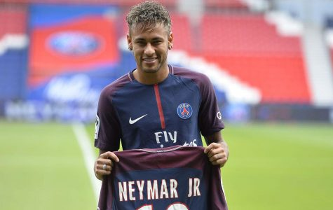 Neymar switches sides in record-breaking transfer deal