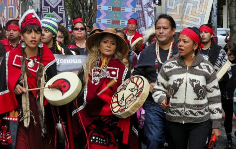 Indigenous people's day paves path for diversity
